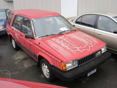 1986 Toyota Tercel for sale in Marysville-Washington State, WA