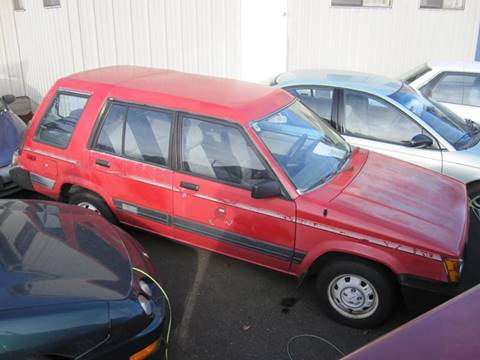1986 Toyota Tercel for sale in Marysville-Washington State, WA