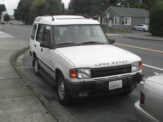 1996 Land Rover Discovery for sale at All About Cars in Marysville WA