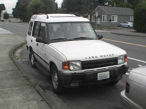 1996 Land Rover Discovery for sale at All About Cars in Marysville-Washington State WA