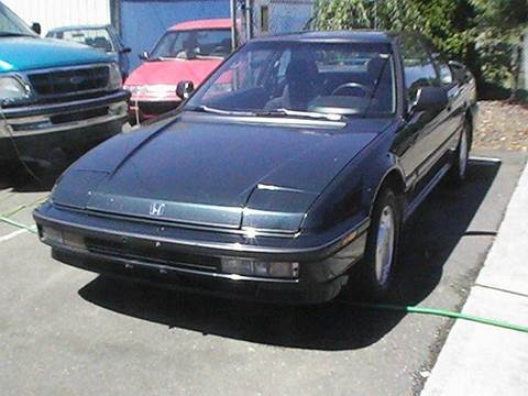 1991 Honda Prelude for sale at All About Cars in Marysville-Washington State WA