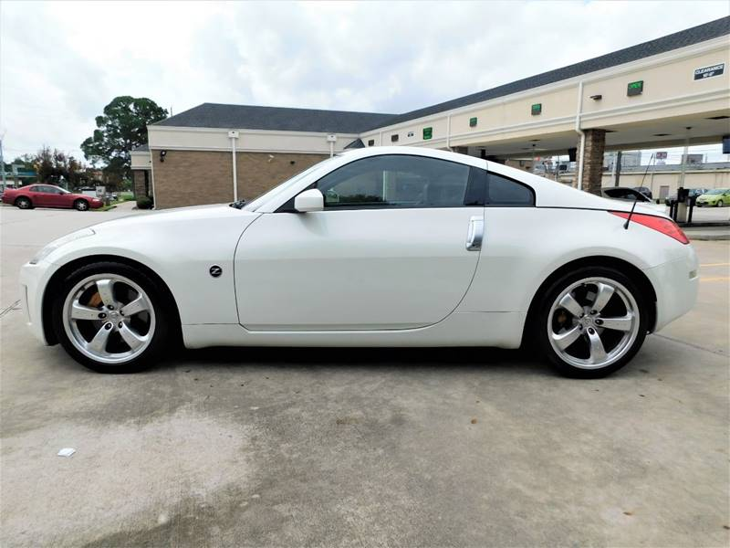 2006 Nissan 350z Grand Touring In Spring Tx Global Auto Sales