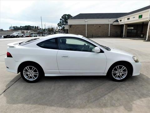 Acura Rsx For Sale >> 2005 Acura Rsx For Sale In Spring Tx