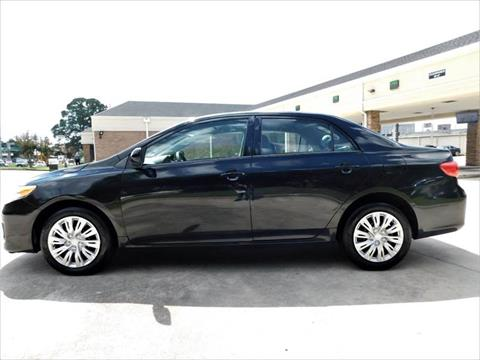 2012 Toyota Corolla for sale in Spring, TX