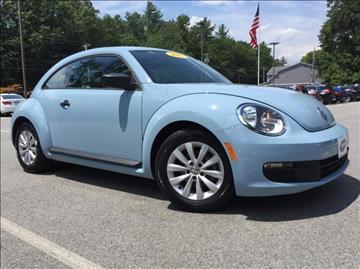 2015 Volkswagen Beetle for sale in Tyngsboro, MA