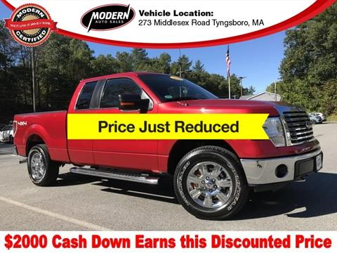 2010 Ford F-150 for sale in Tyngsboro, MA