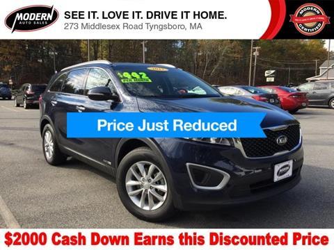 2017 Kia Sorento for sale in Tyngsboro, MA