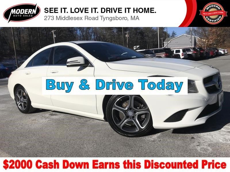 Mercedes-Benz Used Cars financing For Sale Tyngsboro Modern Auto Sales