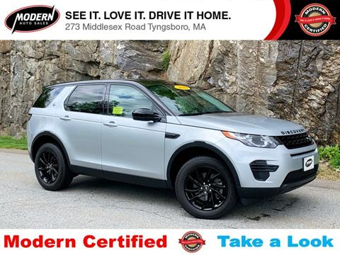 2016 Land Rover Discovery Sport for sale in Tyngsboro, MA