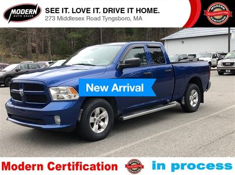 2016 RAM Ram Pickup 1500 for sale in Tyngsboro, MA