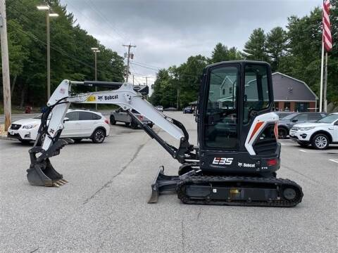 2017 Bobcat E35 for sale at Modern Auto Sales in Tyngsboro MA