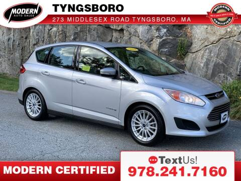 2014 Ford C-MAX Hybrid for sale at Modern Auto Sales in Tyngsboro MA