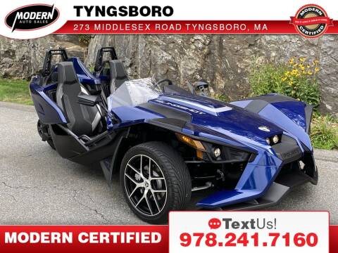 2018 Polaris Slingshot Premium for sale at Modern Auto Sales in Tyngsboro MA
