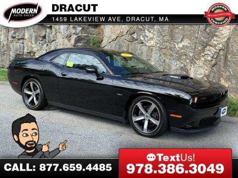 2017 Dodge Challenger for sale at Modern Auto Sales in Tyngsboro MA