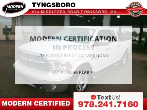 2017 RAM Ram Pickup 1500 for sale at Modern Auto Sales in Tyngsboro MA
