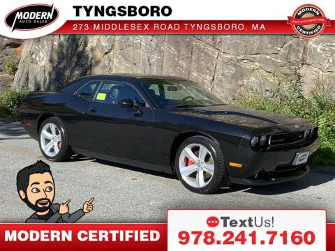 2010 Dodge Challenger for sale at Modern Auto Sales in Tyngsboro MA