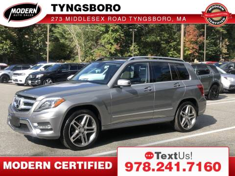 2015 Mercedes-Benz GLK for sale at Modern Auto Sales in Tyngsboro MA