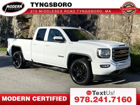 2017 GMC Sierra 1500 for sale at Modern Auto Sales in Tyngsboro MA