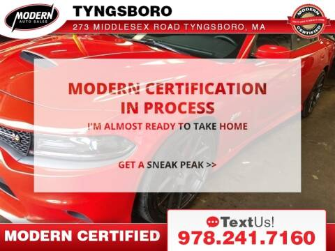 2017 Dodge Charger for sale at Modern Auto Sales in Tyngsboro MA