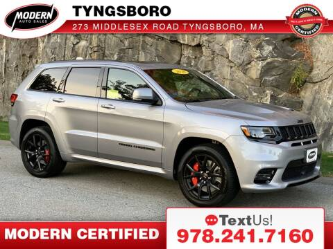 2020 Jeep Grand Cherokee for sale at Modern Auto Sales in Tyngsboro MA