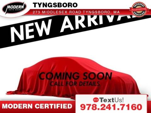 2018 Nissan Titan for sale at Modern Auto Sales in Tyngsboro MA