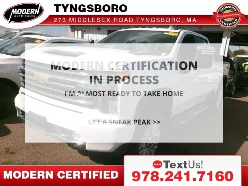 2020 Chevrolet Silverado 2500HD for sale at Modern Auto Sales in Tyngsboro MA