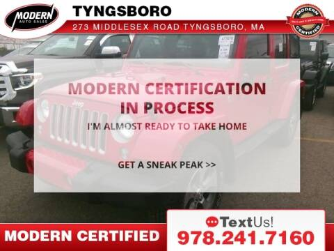2018 Jeep Wrangler JK Unlimited for sale at Modern Auto Sales in Tyngsboro MA