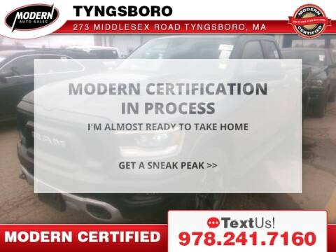 2019 RAM Ram Pickup 1500 for sale at Modern Auto Sales in Tyngsboro MA