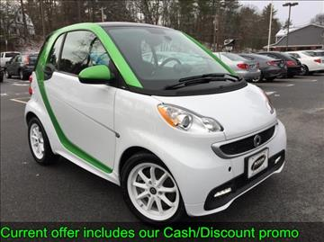 2015 Smart fortwo for sale in Tyngsboro, MA