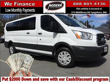 2016 Ford Transit Wagon for sale in Tyngsboro, MA