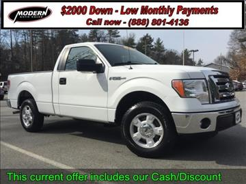 2012 Ford F-150 for sale in Tyngsboro, MA