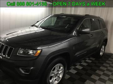 2014 Jeep Grand Cherokee for sale in Tyngsboro, MA