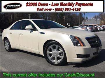 2008 Cadillac CTS for sale in Tyngsboro, MA