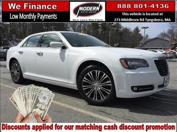 2014 Chrysler 300 for sale in Tyngsboro, MA