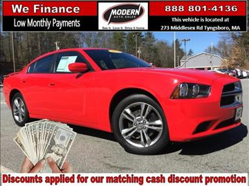 2014 Dodge Charger for sale in Tyngsboro, MA