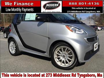 2014 Smart fortwo for sale in Tyngsboro, MA