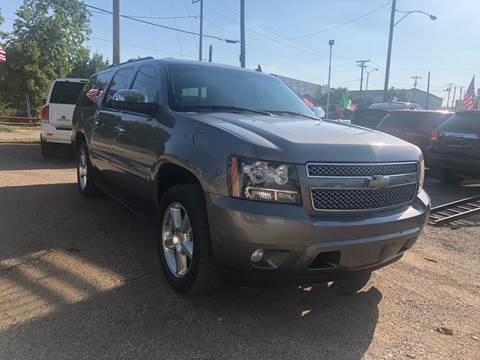 2007 Chevrolet Suburban for sale at LLANOS AUTO SALES LLC - JEFFERSON in Dallas TX