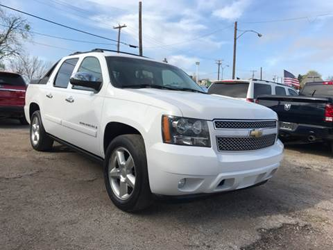 2008 Chevrolet Avalanche for sale at LLANOS AUTO SALES - JEFFERSON in Dallas TX