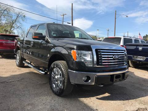 2011 Ford F-150 for sale at LLANOS AUTO SALES - JEFFERSON in Dallas TX