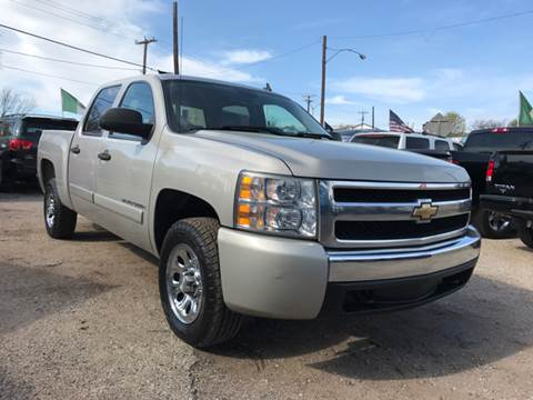 2007 Chevrolet Silverado 1500 for sale at LLANOS AUTO SALES - JEFFERSON in Dallas TX