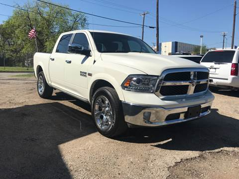 2016 RAM Ram Pickup 1500 for sale at LLANOS AUTO SALES - JEFFERSON in Dallas TX