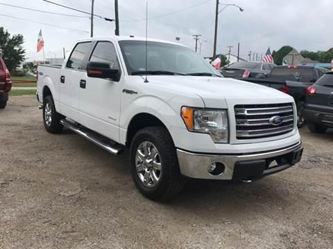 2014 Ford F-150 for sale at LLANOS AUTO SALES - JEFFERSON in Dallas TX