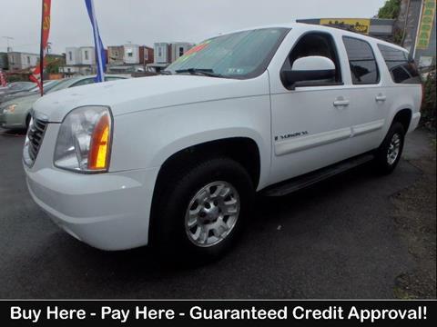 2008 GMC Yukon XL for sale in Philadelphia, PA