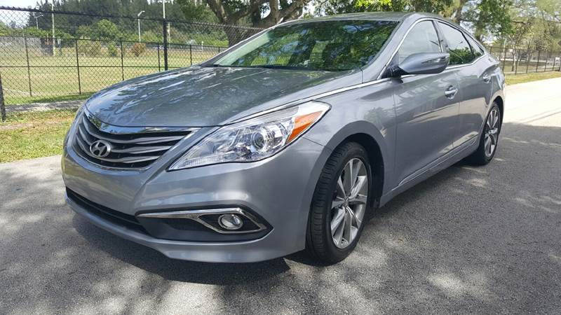 2015 Hyundai Azera for sale at E Z AUTO & TRUCK  PLAZA II INC in Davie FL