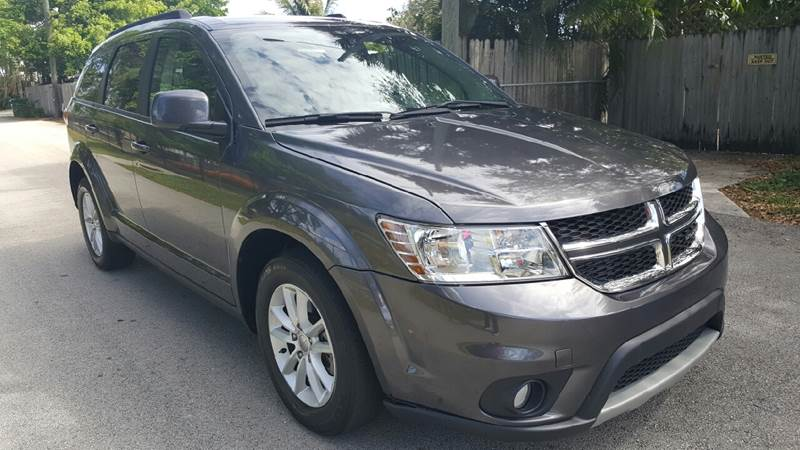 2014 Dodge Journey for sale at E Z AUTO & TRUCK  PLAZA II INC in Davie FL