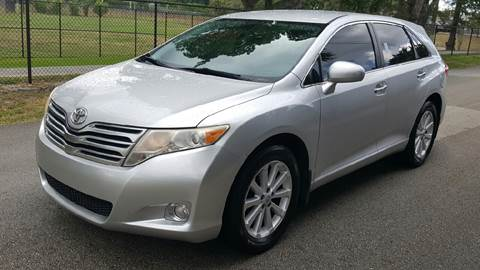 2009 Toyota Venza for sale at E Z AUTO & TRUCK  PLAZA II INC in Davie FL