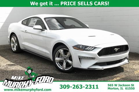 2019 Ford Mustang for sale in Morton, IL