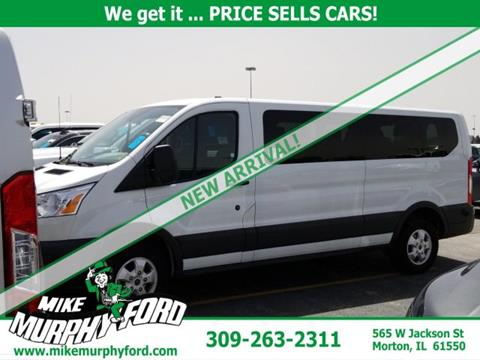 2018 Ford Transit Passenger for sale in Morton, IL