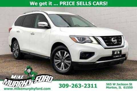 2017 Nissan Pathfinder for sale at Mike Murphy Ford in Morton IL