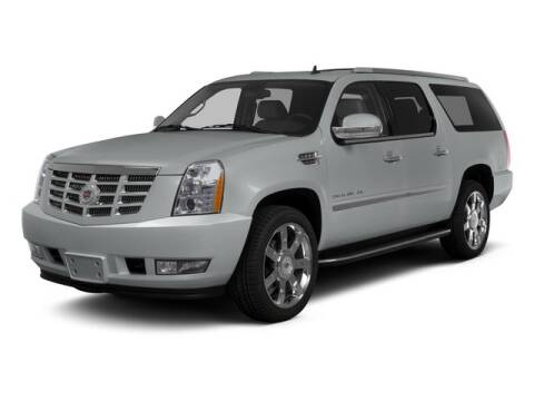 2014 Cadillac Escalade ESV for sale at Mike Murphy Ford in Morton IL